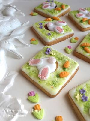 My Easter cookies - Cake by Silvia Costanzo