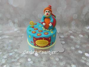 Clowns Cake  - Cake by Carla
