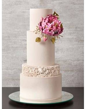 Torta alta costura  - Cake by Flor menescaldi