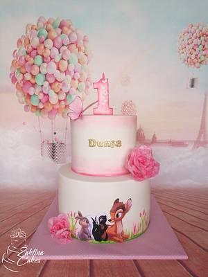 Bambi Cake - Cake by Zaklina