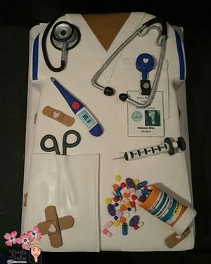 Hello Nurse! - Cake by Shanita
