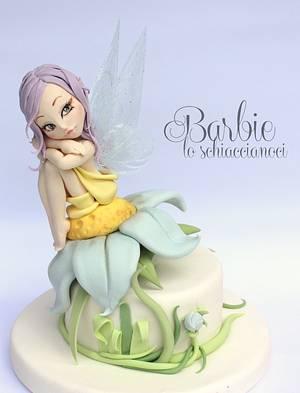 little Jelly Fairy - Cake by Barbie lo schiaccianoci (Barbara Regini)
