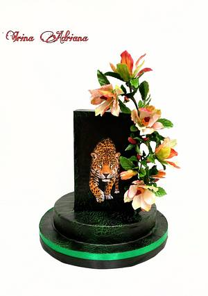 Fearless - Cake by Irina-Adriana