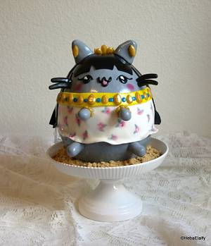 Cleopasheen (a Project Unicorn collab). - Cake by Sweet Dreams by Heba