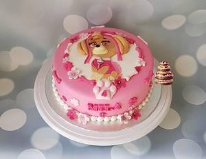 Skye - Cake by Pluympjescake