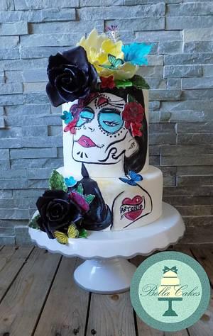 Philomena - Cake by Bella Cakes