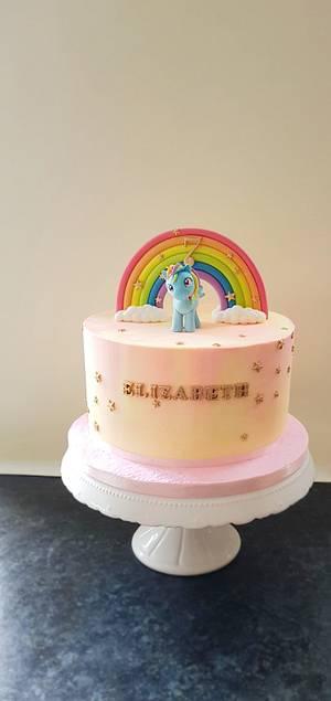 My little pony cake - Cake by DDelev