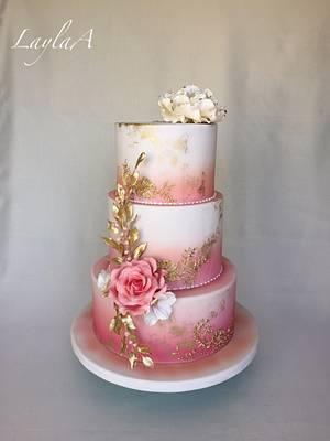 Jubilee Cake - Cake by Layla A