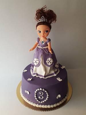 Princes Sofia cake - Cake by Sanjin slatki svijet