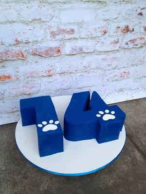 14 - Cake by Trickycakes