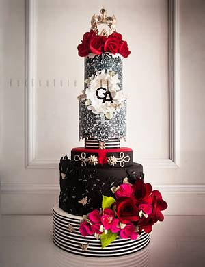 D&G  - Cake by Kek Couture