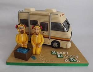 Breaking bad - Cake by Cake Temptations (Julie Talbott)