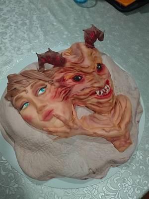 Carnival  - Cake by carlaquintas