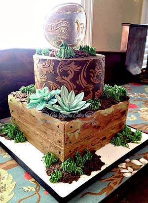 Rodeo cake - Cake by Ann-Marie Youngblood