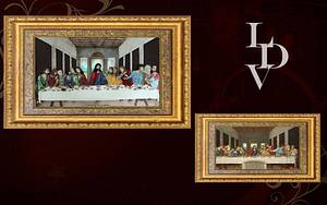 The last supper - Cake by Rosa Cardeña