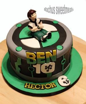 Ben Ten cake - Cake by Machus sweetmeats