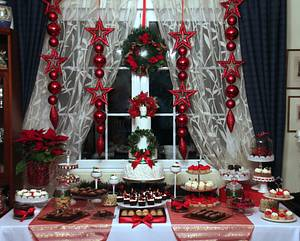 Our Christmas Sweet Table  - Cake by Artym