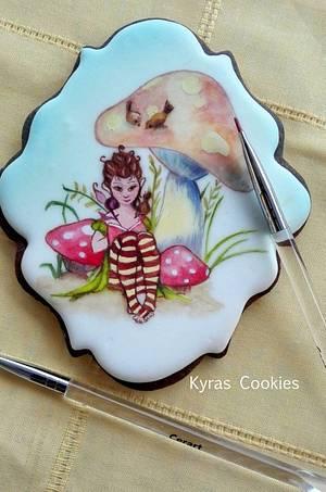 Elfy!!! - Cake by Anna Bonilla