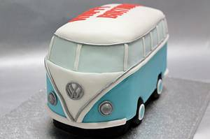 VW Bus - Cake by Cake Styling