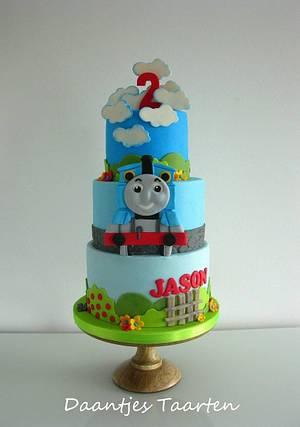 Thomas - Cake by Daantje