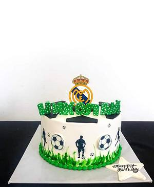 Cake⚽️ - Cake by Silviq Ilieva