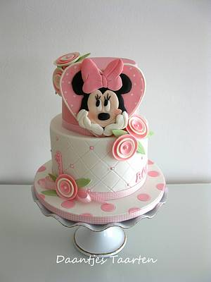 Sweet1st birthday - Cake by Daantje