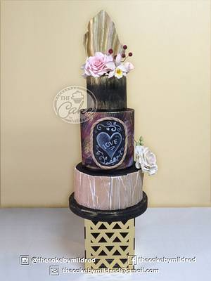 In love - Cake by TheCake by Mildred