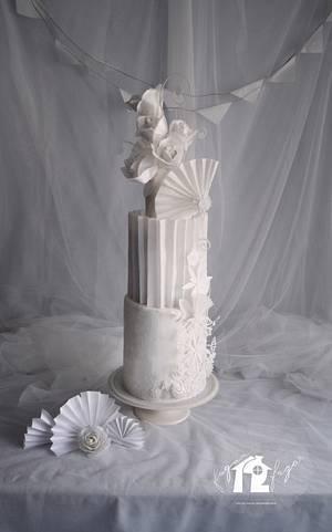 """Patrisse"" Cake - Cake by Daniel Diéguez"