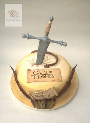 Game of Thrones - Cake by Emma Lake - Cut The Cake Kitchen