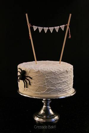 Halloween Cake - Cake by Cressida Cakes & Cookies