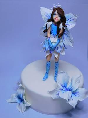 Fairy - Cake by Sladky svet