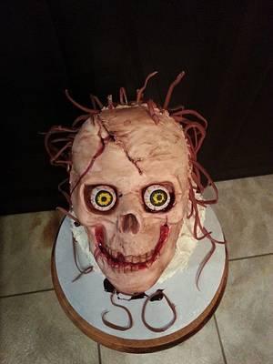 Zombie cake - Cake by Nancy Haas