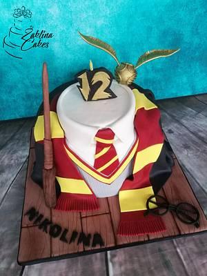 Harry Potter cake - Cake by Zaklina