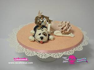 """""""I'll always be with you"""" - Cake by Cacalicious"""