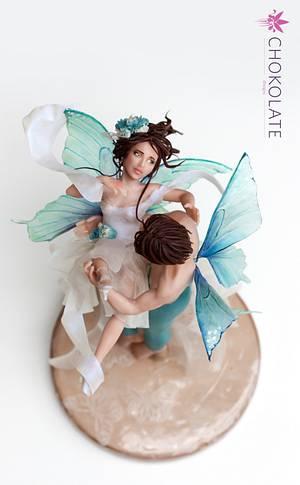 Forever in Love - Cake by ChokoLate