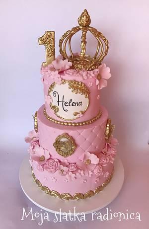 Little Princess cake - Cake by Branka Vukcevic