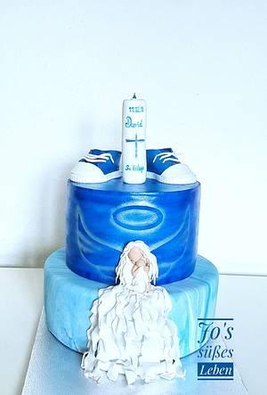 Guardian angel - Cake by Josipa Bosnjak