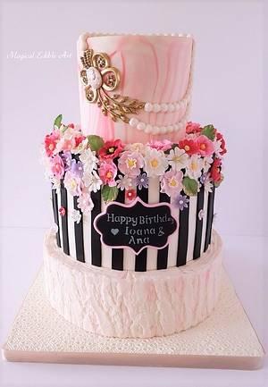 Birthday cake  - Cake by Zohreh