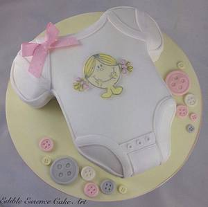 Little miss sunshine  - Cake by Edible Essence Cake Art