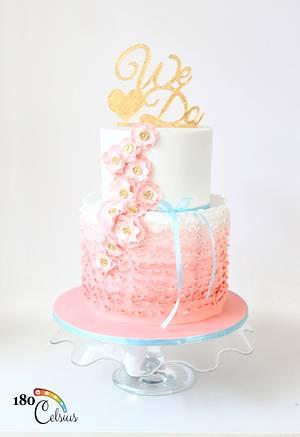 Pantone 2016 - Cake by Joonie Tan