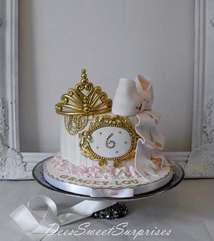 For a Princess - Cake by Dee