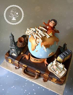 Zemar's Little Adventure - Cake by Slice of Heaven By Geethu