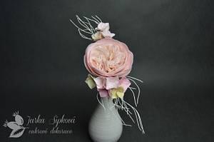 Peony Rose - Cake by JarkaSipkova