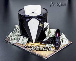 The Big Boss Cake - Cake by MLADMAN