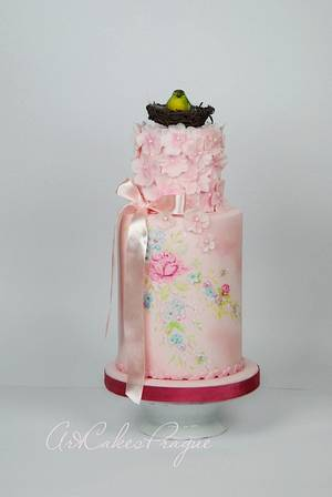 Spring is in the air - Cake by Art Cakes Prague