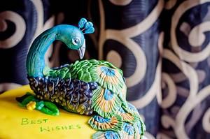 Farewell cake - Cake by Rakesh Menon