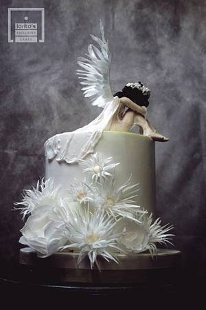 Angel - Cake by Lorita