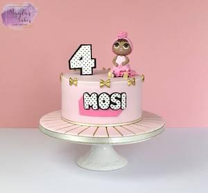 LOL cake - Cake by Magda's Cakes (Magda Pietkiewicz)