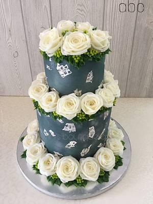 ♡ Royal Beauty - Cake by Ashwini Tupe