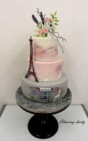 Provence - Cake by Stániny dorty